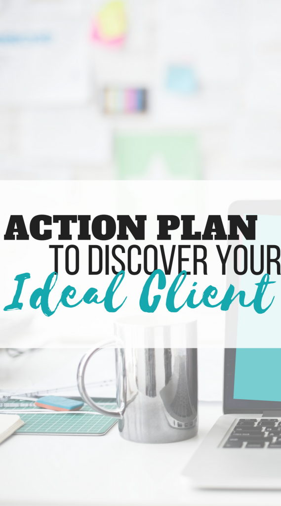 discover your ideal client: an action plan