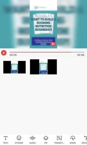 make videos for social media vlogit