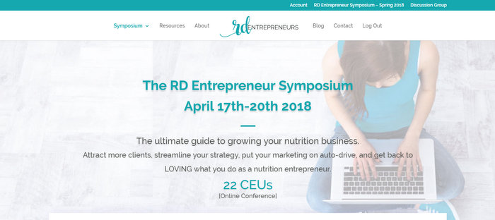 Self hosted course plugin for nutrition entrepreneurs